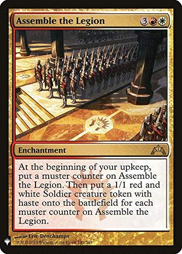 Magic: The Gathering - Assemble The Legion - Mystery Booster - Gatecrash
