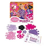 Diset- Modelo flor, diseña tus vestidos, 300 piezas (46771) , color/modelo surtido