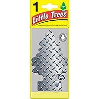 Little Trees Pure Steel, 6 Pack (U6P67152)
