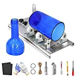 Best Glass Bottle Cutters - Upgraded Bottle Cutter Kit, Glass Cutter with Full Review