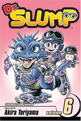 Dr. Slump, Vol. 6 (English Edition)