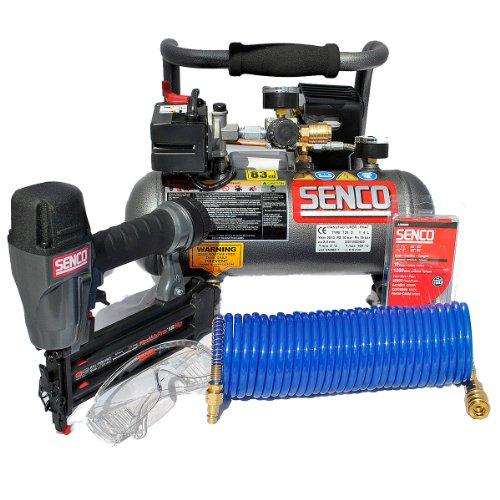 Senco Kompressor Set inkl.Stiftnagler FinishPro 18