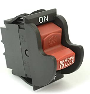 Superior Electric SW7B Aftermarket On-Off Toggle Switch 2 Prong For Table Saws and Drill..