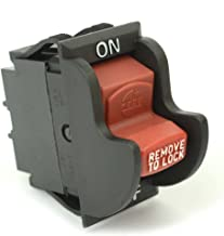 Superior Electric SW7B Aftermarket On-Off Toggle Switch 2 Prong For Table Saws and Drill Press Replaces Delta 489105-00 Switch