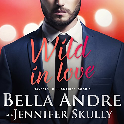Wild in Love audiobook cover art