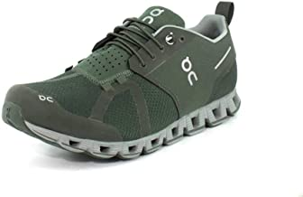 On Running Cloud Waterproof Mens Shoes Black/Lunar