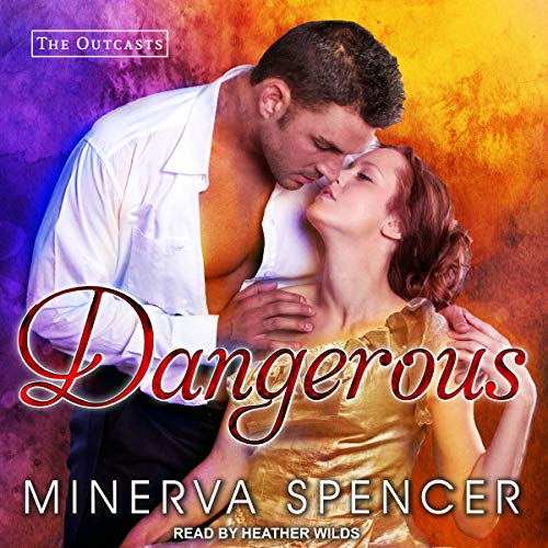 Dangerous audiobook cover art