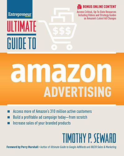 Steward, T: Ultimate Guide to Amazon Advertising (Entrepreneur Magazines)