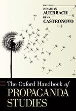 The Oxford Handbook of Propaganda Studies (Oxford Handbooks)