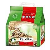 Cats Best Original Lettiera Base Vegetale Agglomerante per Gatti (4.3kg) (Multicolore)