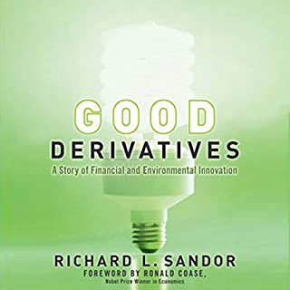 Good Derivatives audiobook cover art
