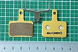 MicrOHERO製 シマノ SHIMANO B01S E01S 互換 M416 M445 M475 M575用 ディスクブレーキパッド メタルパッド