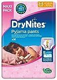 drynites tagsüber tragen Die Nachthöschen von Dry-Nites haben 5 saugfähige Schichten gegen Einnässen und besitzen eine spezielle Schutzzone extra für Mädchen.