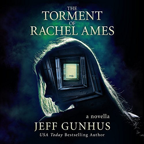 The Torment of Rachel Ames cover art