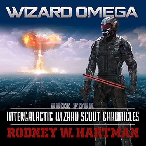 Wizard Omega audiobook cover art