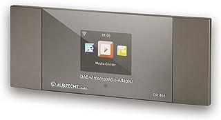 Albrecht DR463, 27463, internetradio/DAB+ adapter voor het achteraf upgraden van radio's en stereo-installaties, ontvangt ...