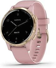 Garmin vívoactive 4S, Smaller-Sized GPS Smartwatch,...