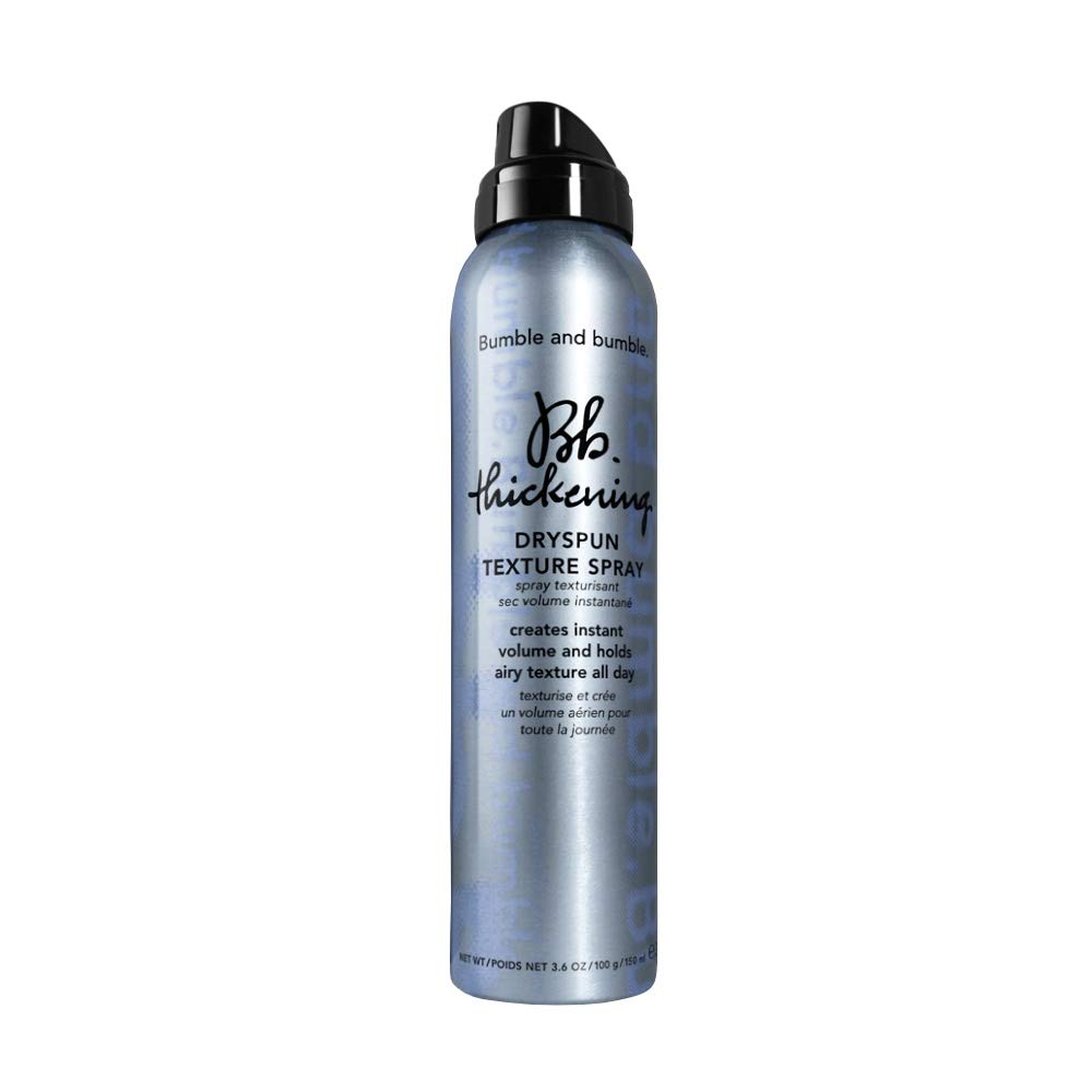 Bumble and Thickening Dryspun Texture Rapid rise Spray Hair Manufacturer direct delivery Oun 3.6