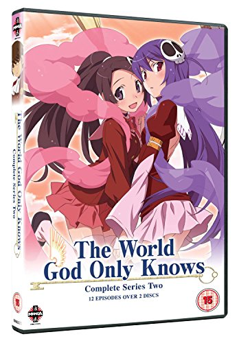 World God Only Knows The - Complete Season 2 Collection [Edizione: Regno Unito] [Edizione: Regno Unito]