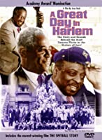 Great Day in Harlem & Spitball Story [DVD]