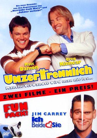 Unzertrennlich / Ich beide & Sie [2 DVDs]