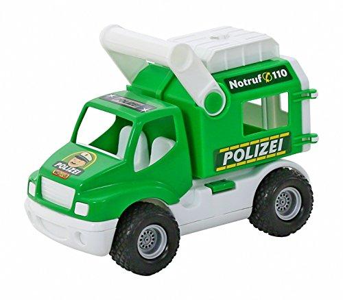 Wader ConsTruck Polizei (im Schaukarton)