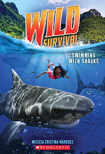 Swimming With Sharks (Wild Survival #2) (2)