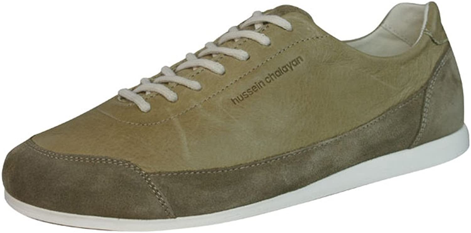 Puma Hussein Chalayan Allvar Lo Mens Leather sneakers shoes - Brown
