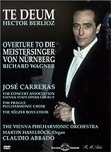 Berlioz/Wagner - Te Deum/Overture to Die Meistersinger