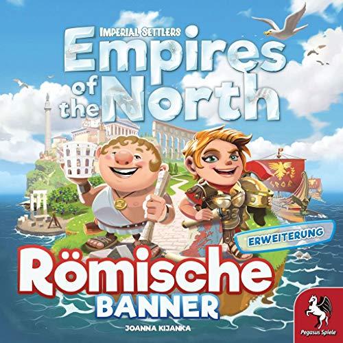 Portal Games Empires of The North: Römische Banner Erweiterung