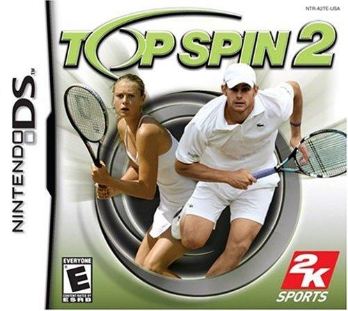 Top Spin 2 (輸入版)