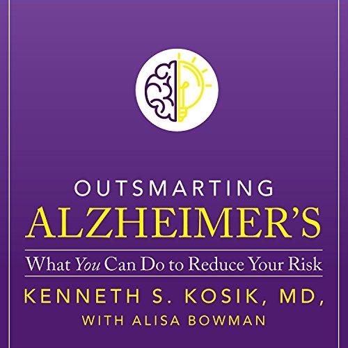 Outsmarting Alzheimer's audiobook cover art