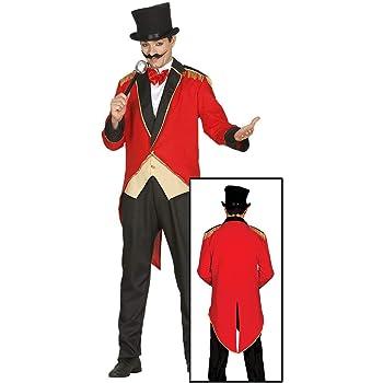 Guirca- Disfraz adulto presentador de circo, Talla 48-50 (84586.0 ...