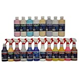 Detail King Car Detailing Kit - Chemical and Polish Car Cleaning Supplies for Interior and Exterior - 20 Items
