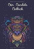 Mein Mandala Malbuch: 50 tierisch tolle Tiermandalas für Kinder ab