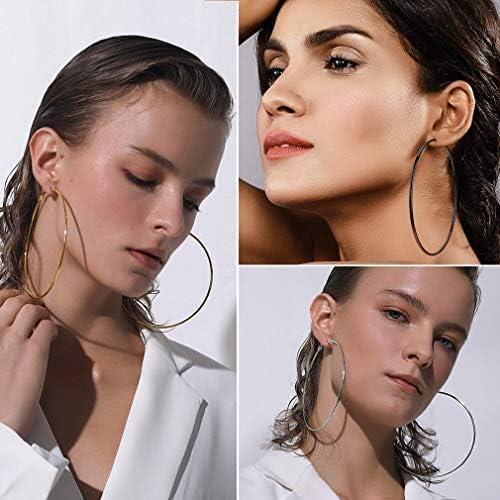 100mm hoop earrings _image1