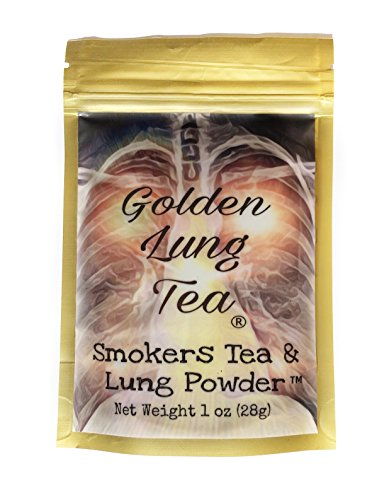 Smokers Tea & Lung Powder