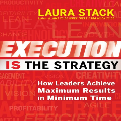 Execution Is the Strategy cover art