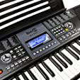 RockJam, 61-Key Keyboard SuperKit with Stand, Stoo... #5