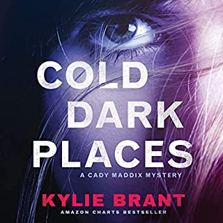 Cold Dark Places audiobook cover art