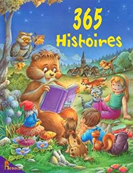 Hardcover 365 histoires [French] Book