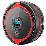 bysonice Compresor de aire, 12 V, 150 psi, multifuncional, inflador de coche, inflador de neumáticos, compresor digital portátil con inflador de pantalla táctil actualizado
