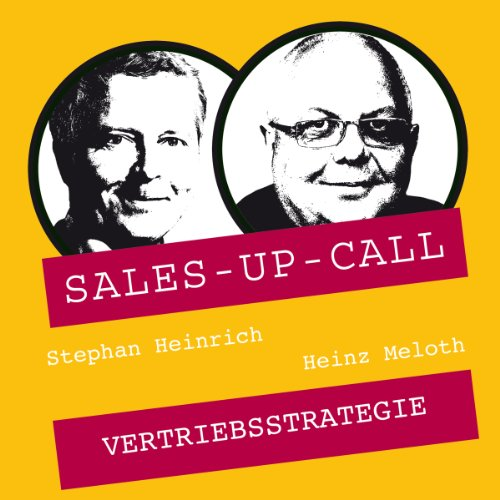 Vertriebsstrategie (Sales-up-Call) Titelbild
