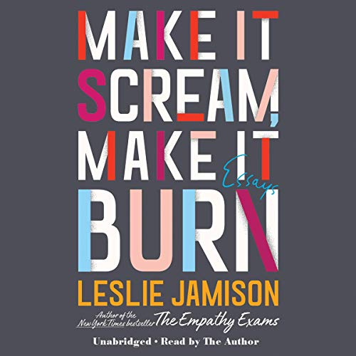 Make It Scream, Make It Burn cover art