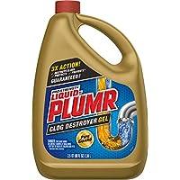 Liquid-Plumr Pro-Strength Full Clog Destroyer Plus Drain Cleaner PipeGuard