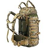 W!SPORT® RACCOON 45 Rucksack (45 Liter Militär Cordura MOLLE Marschrucksack Outdoor Camping Abenteuer), Tarnung:US Multicam - 2