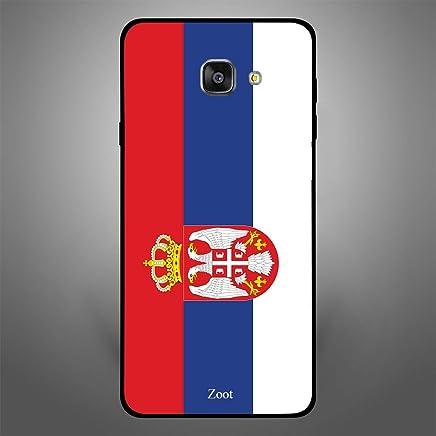 Samsung Galaxy A7 2016 Serbia Flag