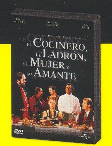El Cocinero, El Ladrón, Su Mujer Y Su Amante [DVD]