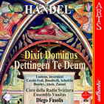 Dettingen Te Deum - Dixit Dominus