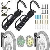 bicycle wall mount hanger